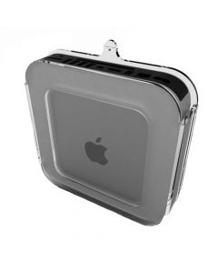 Mini mount Clear Wall mount for Mac Mini - With Device