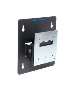 104-2202 Front view - Monitor Wall Mount with VESA 75-100mm monitor bracket