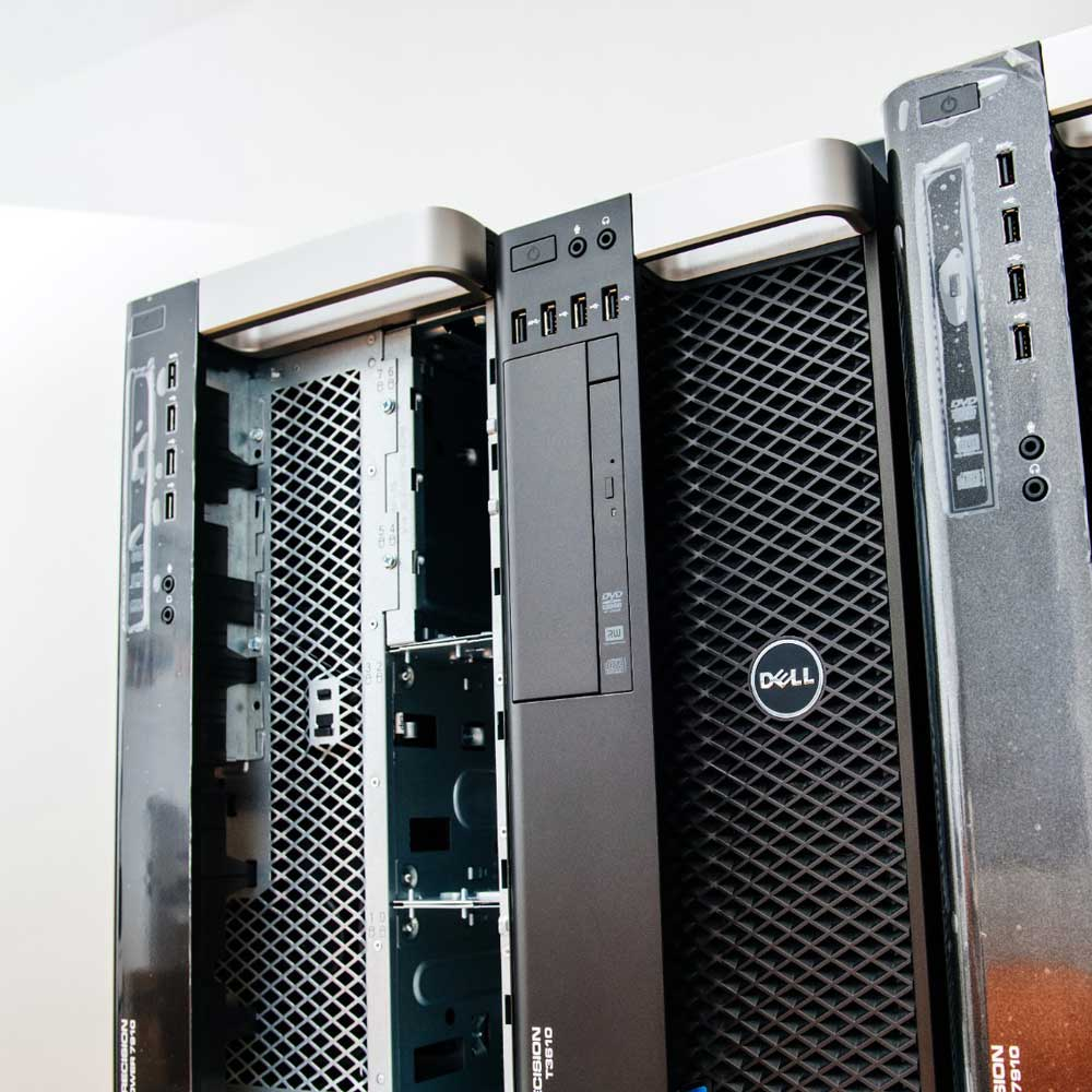 Oftentimes, an enthusiast or business might purchase a tower server and plan to upgrade as their IT needs grow.