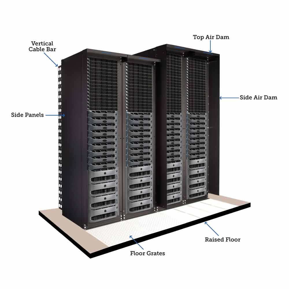 RackSolutions Rack-111 Installation Call Outs